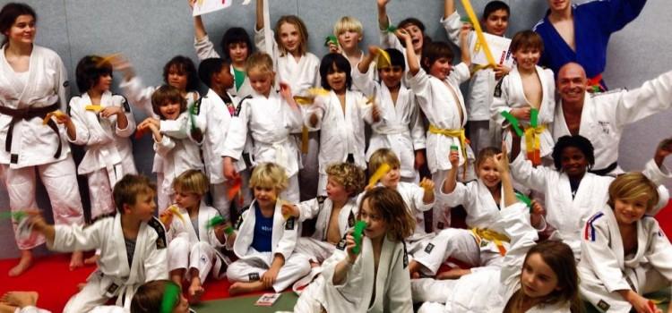 Judo examens juni 2018