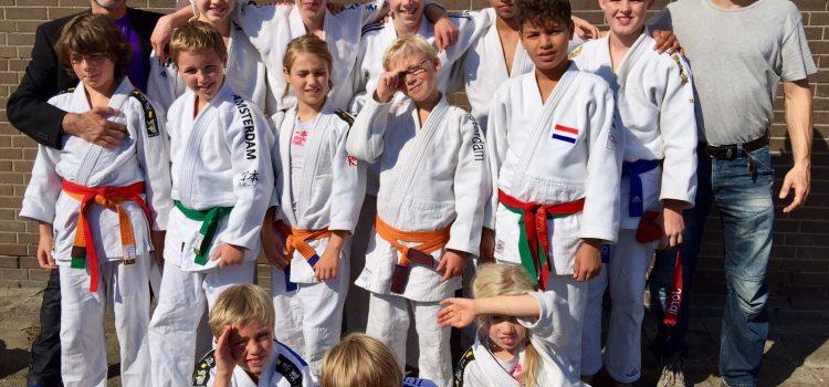 Jeugdteam debuteert in hoofdklasse Westfriese
