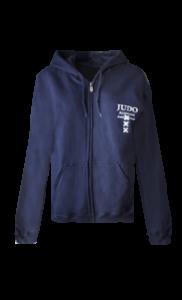 Judoacademie Amsterdam – hoodie – donkerblauw