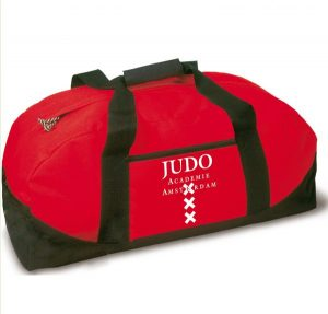 Judoacademie Amsterdam – Judotas (rood)