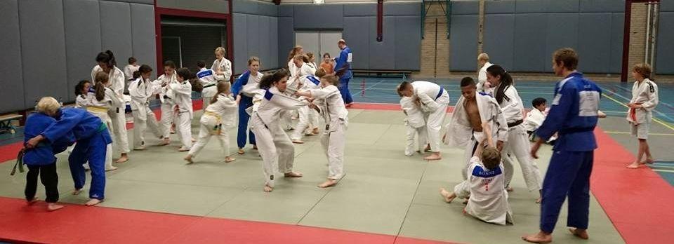 foto judo dojo Judo Academie Amsterdam