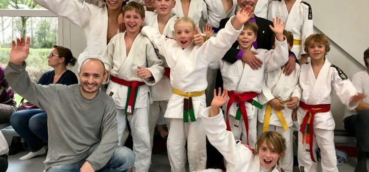 Westfriese jeugdcompetitie weer begonnen